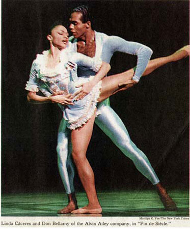 Alvin Ailey - Fin de Siecle